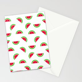 Wild Mels: White Stationery Cards