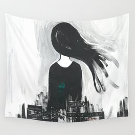 Sketch Series 002 Wall Tapestry