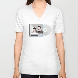 Tegan & Sara Unisex V-Neck
