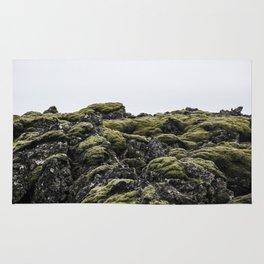 Lava Rocks Rug