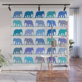 Elephant Parade Wall Mural