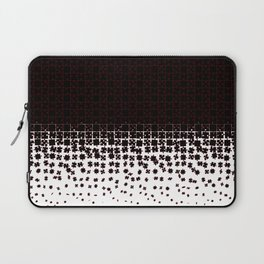Be at Peace Not in Pieces Laptop Sleeve