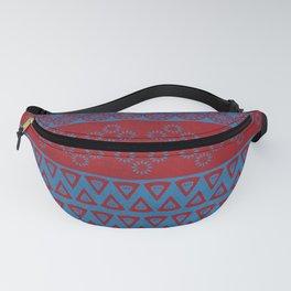 Japanese Style Bohemian Pattern Fanny Pack
