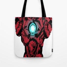 Iron Man vintage Tote Bag