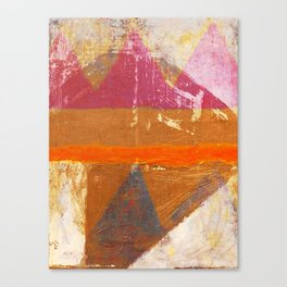 Popocatepetl Canvas Print