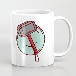 hammer thor Coffee Mug