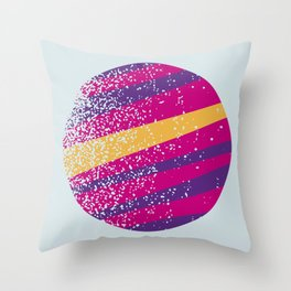 Naif Planet Throw Pillow