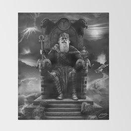 IV. The Emperor  Throw Blanket