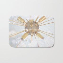 """""""Sputnik Light 2"""" by Simple Stylings Bath Mat"""