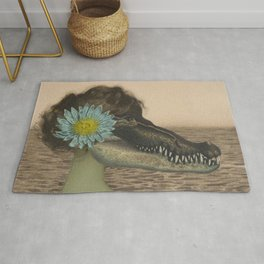 MANEATER Rug