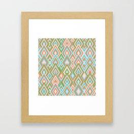 rhombus 3 Framed Art Print