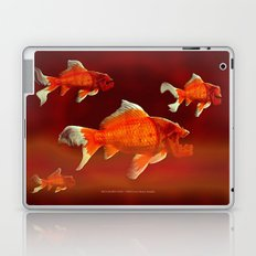 SKU-OLDEN FISH 037 Laptop & iPad Skin