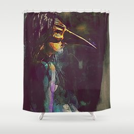 Miasma Shower Curtain