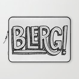 Blerg! Laptop Sleeve