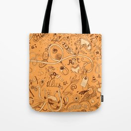 Illustra Tote Bag