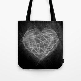 Coração Transcrito 2 Tote Bag