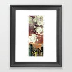 Zoo Sky Framed Art Print