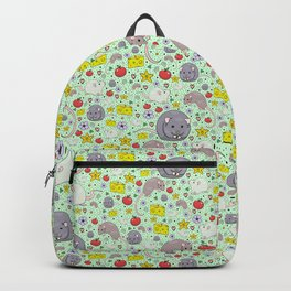 Cute Rats and Mice Backpack
