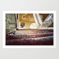 The Fall of the Matinee Art Print