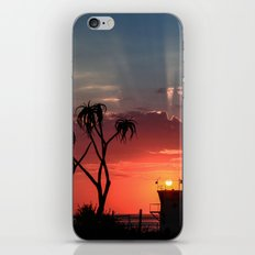 Laguna Sunset iPhone & iPod Skin