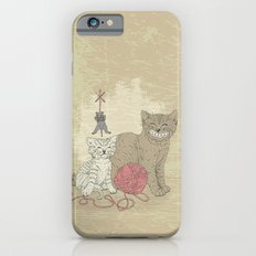 Naughty Cats Slim Case iPhone 6s