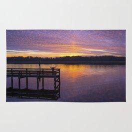 Glorious Sunset Rug