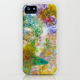 Abstract No. 421 iPhone Case