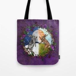 Ostara's Dance Tote Bag