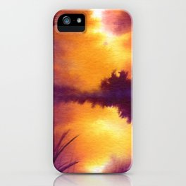 Colorbanks iPhone Case