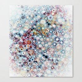 :: Saturday Lace :: Canvas Print