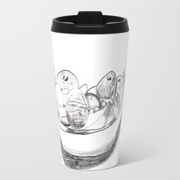 Fruit Bowl Travel Mug