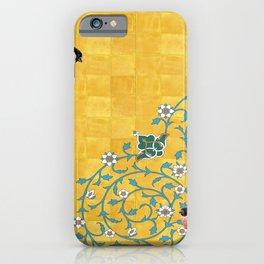 Persian Illustration iPhone Case