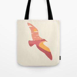 Larus Sinus Tote Bag