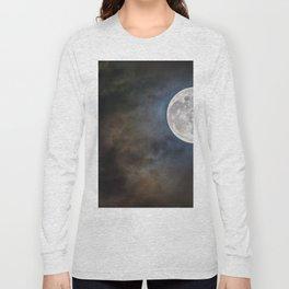 The moon_7 Long Sleeve T-shirt