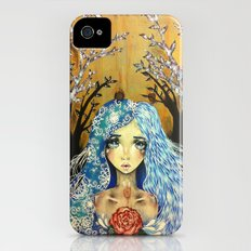 Winter Angel iPhone (4, 4s) Slim Case