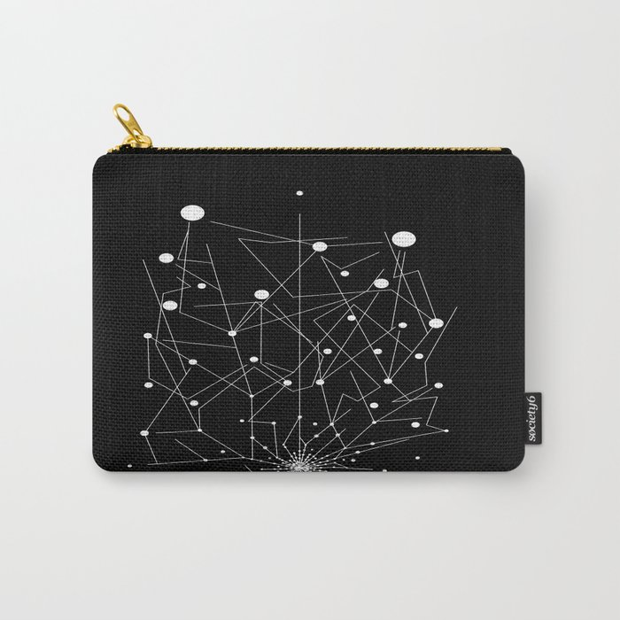 Life & Goals Carry-All Pouch
