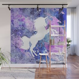 Unicorn Wall Mural