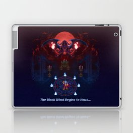 The Black Wind Laptop & iPad Skin