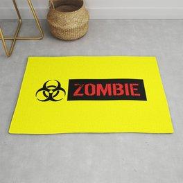 Zombie: Biohazard Rug