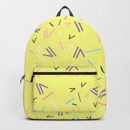 Yellow Lane SUSA Custom Backpack