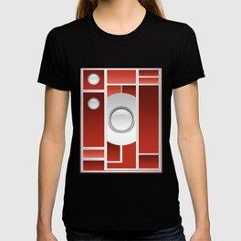 Art Deco Camera T-shirt