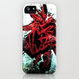 THRONE iPhone Case