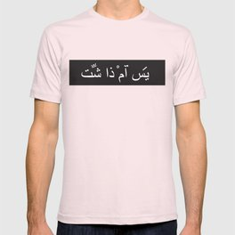 Yes i'm the shit T-shirt