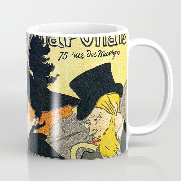 Toulouse Lautrec Divan Japonais music hall Coffee Mug