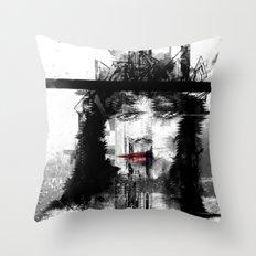 Flashback Throw Pillow
