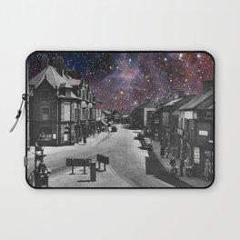 a stary street Laptop Sleeve