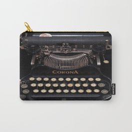 Corona Typewriter Carry-All Pouch