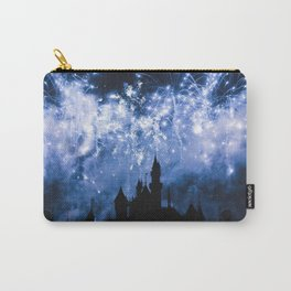 Sleeping Beauty Castle Carry-All Pouch