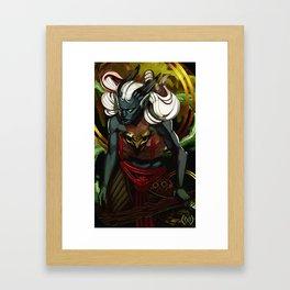 Dragon Age UNBOUND Framed Art Print