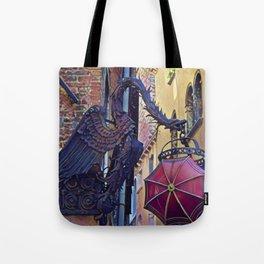 Venetian Dragon Tote Bag